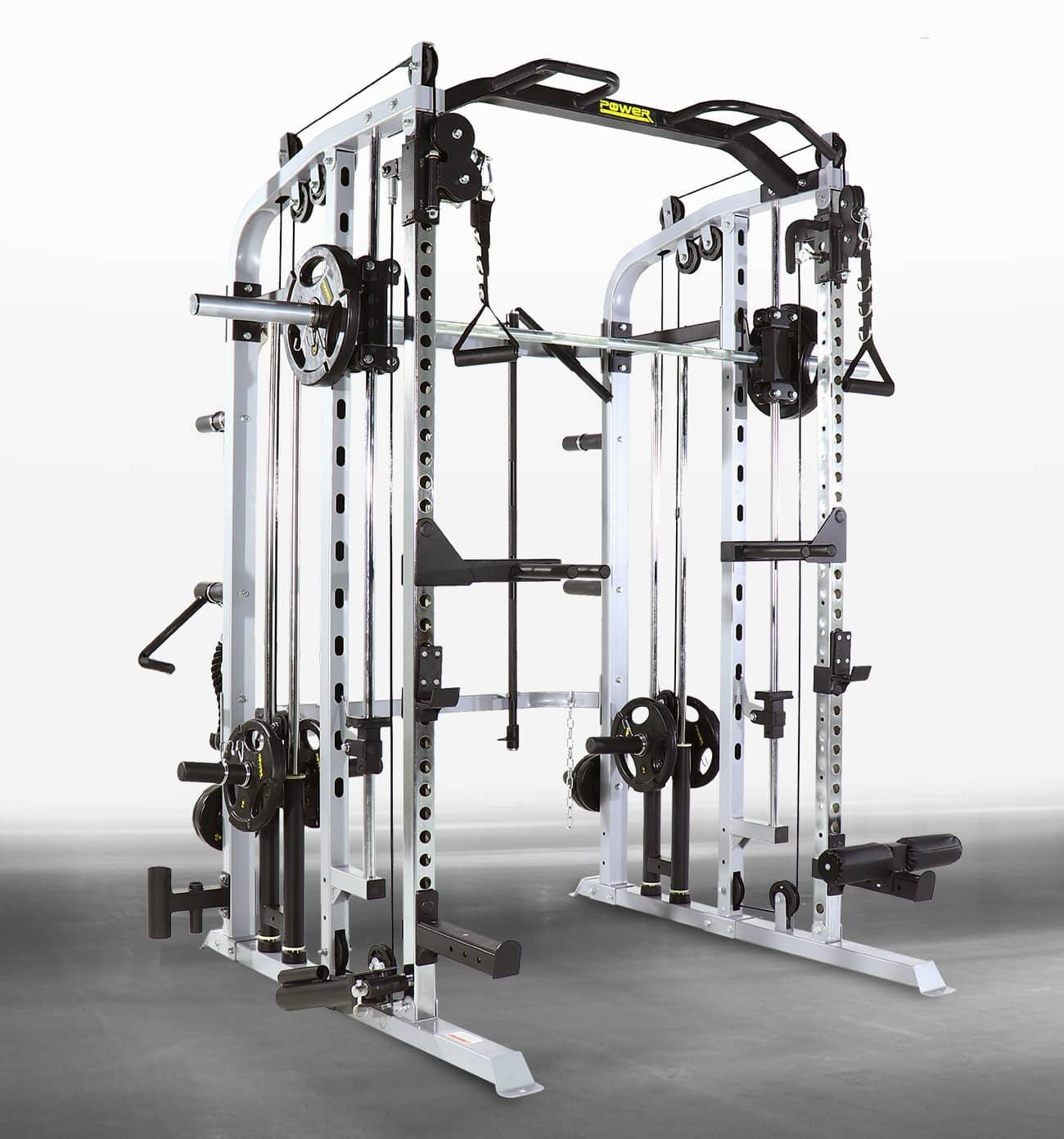Smith Machine รุ่น MEGA TRAINER M6